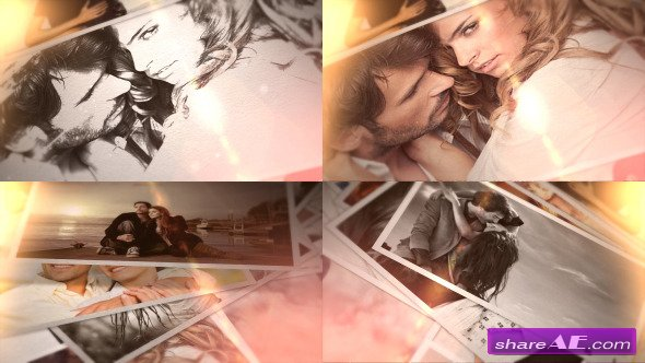Brushed Memories - After Effects Project (Videohive)