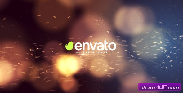 Particle Burst Logo - After Effects Project (Videohive)