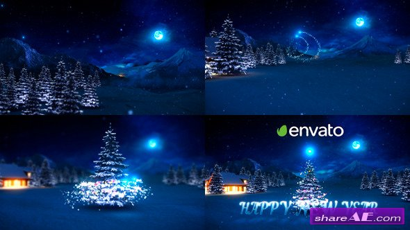 Happy New Year - After Effects Project (Videohive)