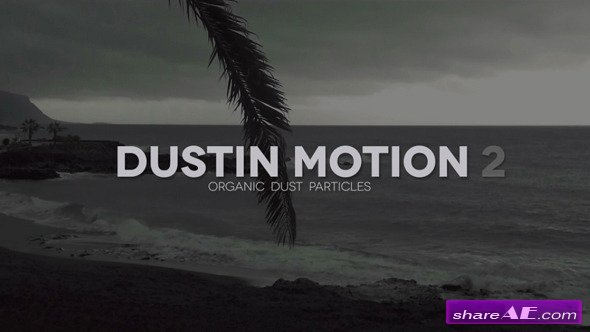 Dust in Motion 2 - Organic Particles - Motion Graphics (Videohive)