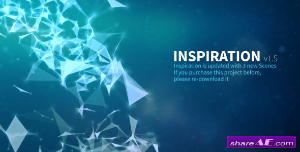 Inspiration - After Effects Project (Videohive)