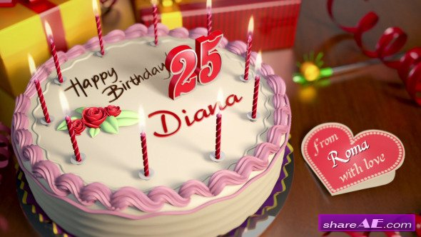 Happy Birthday! 8751464 - After Effects Project (Videohive)