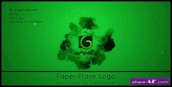 Paper Planes - After Effects Project (Videohive)