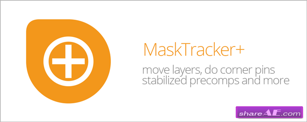 MaskTracker+ (Mask Tracker Plus) - AEScripts