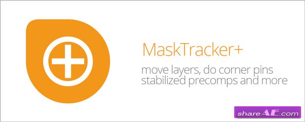MaskTracker+ (Mask Tracker Plus) - AEScripts
