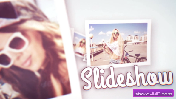 Videohive Clean 3D Slideshow Gallery - After Effects Project