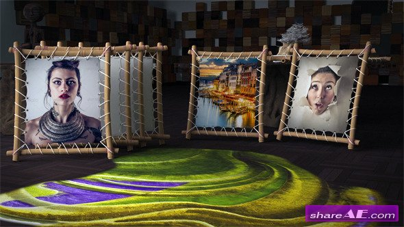Videohive Ethnic and Chic - After Effects Project