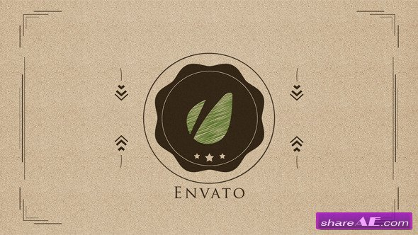 Videohive Retro Logo - After Effects Project