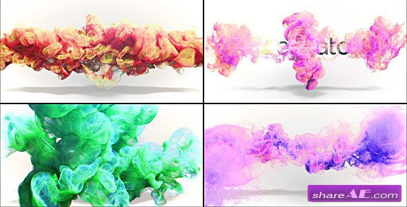 Videohive Fluid Opener Pack - After Effects Project
