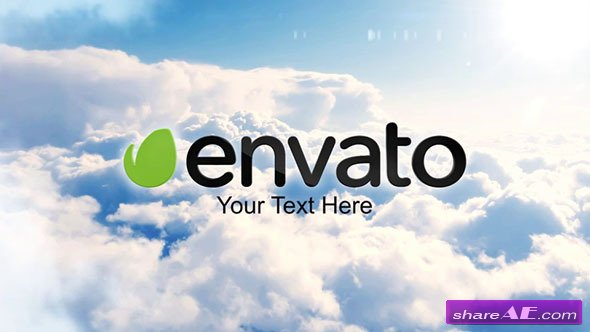 Videohive Clouds Intro - After Effects Project