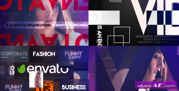 Videohive Logo Intro - After Effects Project