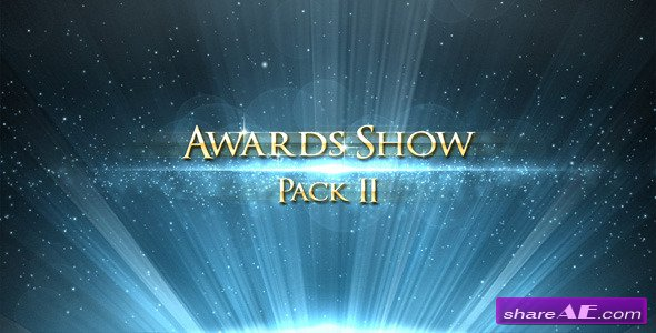 Videohive Awards Pack II - After Effects Project
