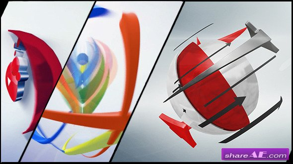 Videohive Corporate Sphere Logo - After Effects Project