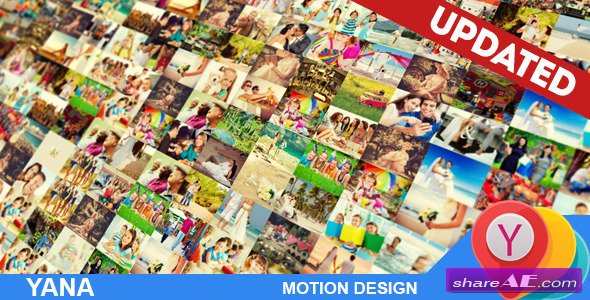 Videohive Memories (Slide Show) - After Effects Project
