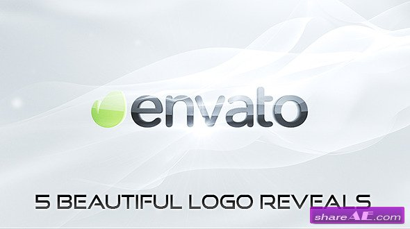 Videohive Beautiful Logo Intros - After Effects Project