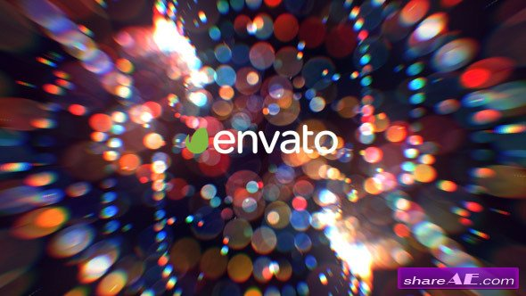 Videohive Bokeh Flow - After Effects Project