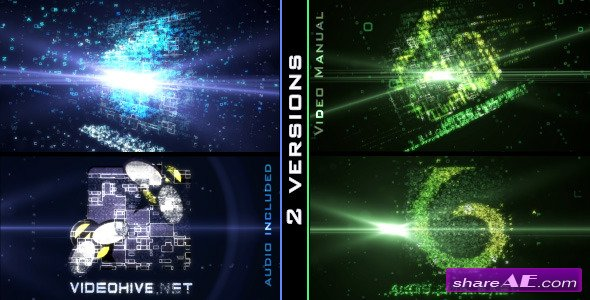Videohive Digital Transform 2 - After Effects Project