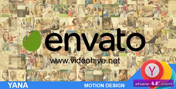Videohive 200 Photo Slide Show - After Effects Project