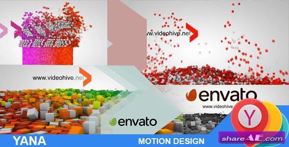 Videohive Logo Box - After Effects Project