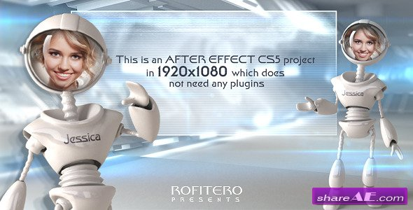 Videohive I Robot - After Effects Project