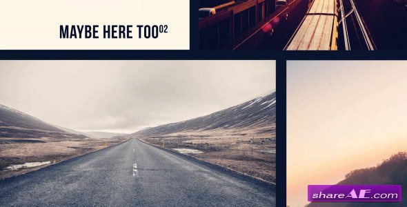 Videohive Intro Grid - After Effects Project