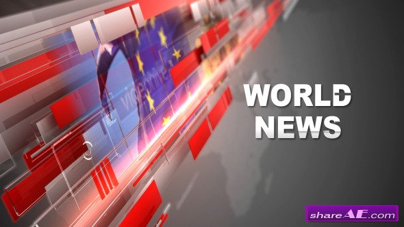 News page 8 free after effects templates after effects intro videohive broadcast news pack after effects project maxwellsz