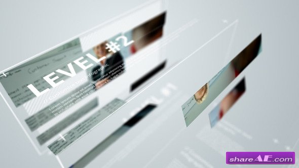 Videohive 3D Transition - After Effects Project