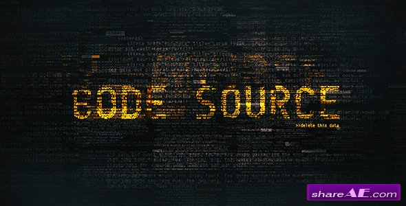 Videohive Code Source - After Effects Project