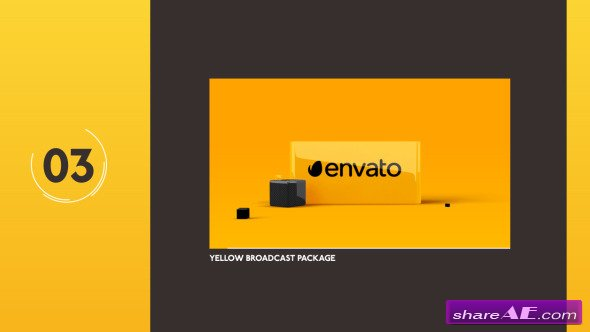 Videohive Portfolio Presentation - After Effects Project