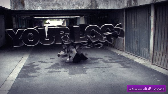 Videohive Abstract Logo 7485623 - After Effects Project