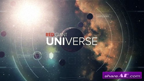 Red Giant Universe v1.4.0 Premium CE (Win64)