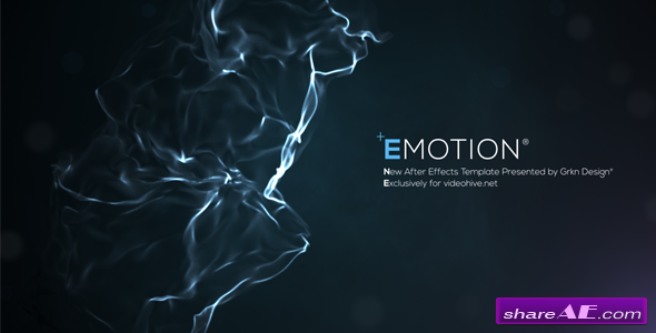 Videohive Emotion - After Effects Project
