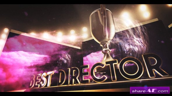 Videohive Grand Award - After Effects Project