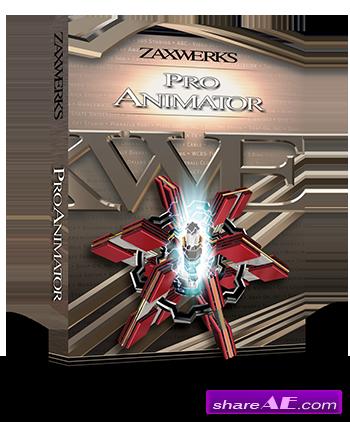 Zaxwerks Proanimator AE V8.5.0 (WIN64)