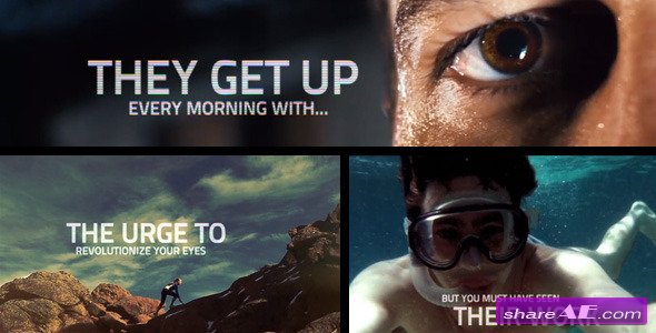 Videohive The Videohivers - After Effects Project