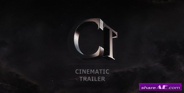 Cinematic Trailer - After Effects Projects (Videohive)