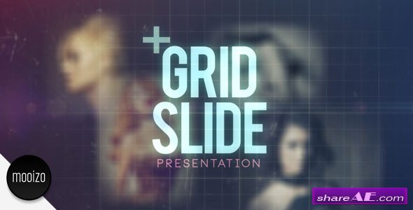 grid slide - after effects projects (videohive) » free after, Presentation templates
