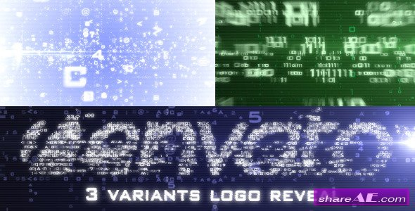 Digital Stream Technology - After Effects Projects (Videohive)