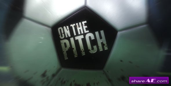 On The Pitch - After Effects Projects (Videohive)