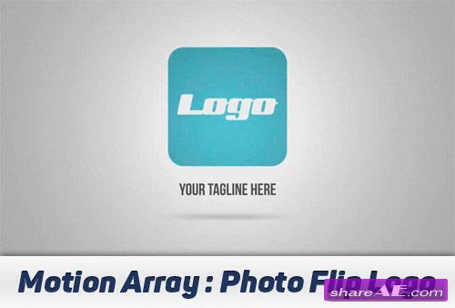 Photo Flip Logo - After Effects Projects (Motion Array)