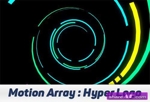 Hyper logo - After Effects Projects (Motion Array)