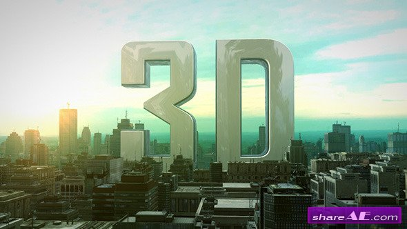 Massive City Logo - After Effects Projects (Videohive)