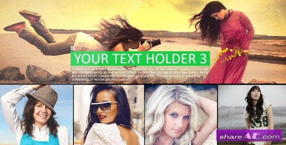 Videohive Slide Show 7857657 - After Effects Project