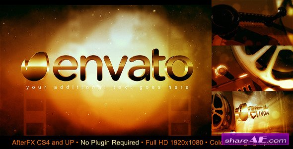 Videohive Cinema Opener - After Effects Project