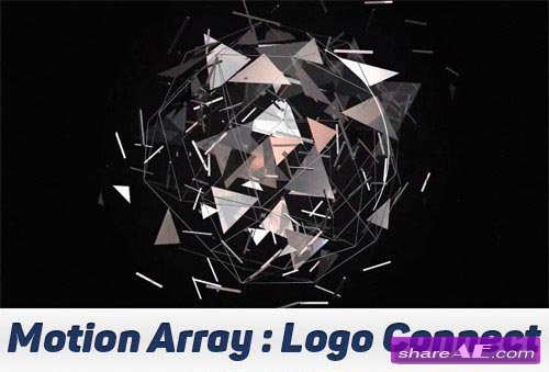 Logo Connect - After Effects Projects (Motion Array)