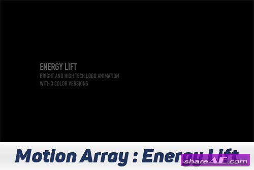 Energy Lift - After Effects Projects (Motion Array)