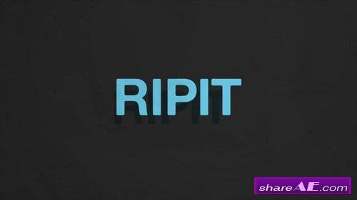 Ripit - After Effects Projects (Motion Array)