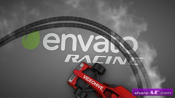 Videohive Formula One Bolid - Drift Opener - After Effects Projects