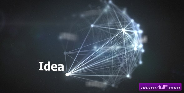 Videohive Plexus Energy Intro - After Effects Project