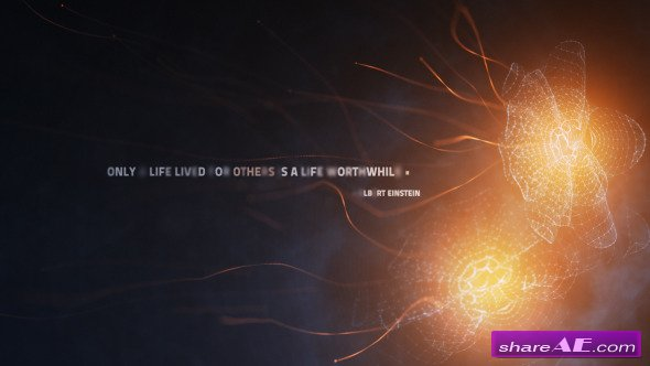 Videohive Sanctum - After Effects Projects